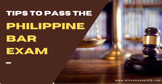 Tip to Pass the Philippine Bar Exam
