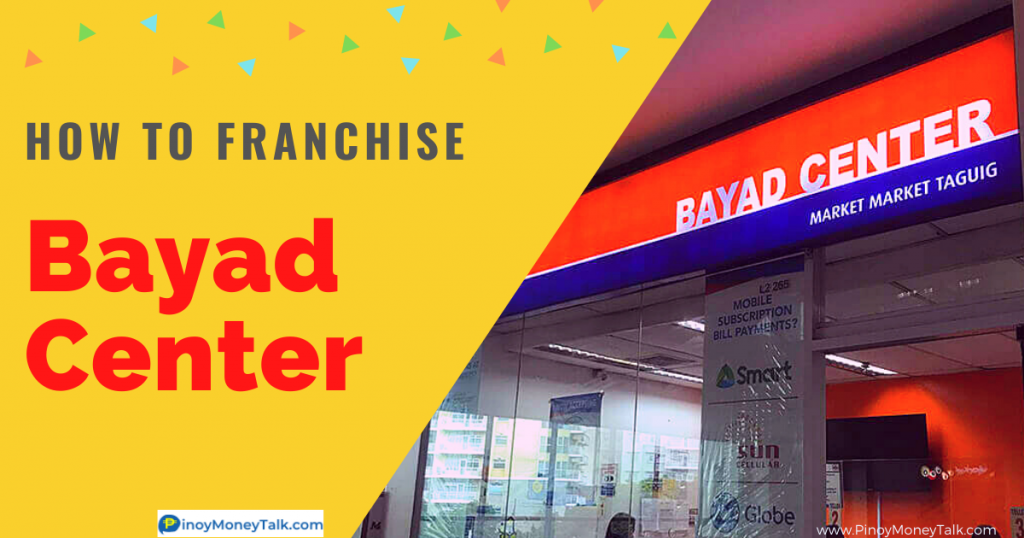 How to Franchise Bayad Center
