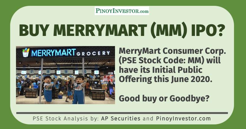MerryMart IPO stock analysis