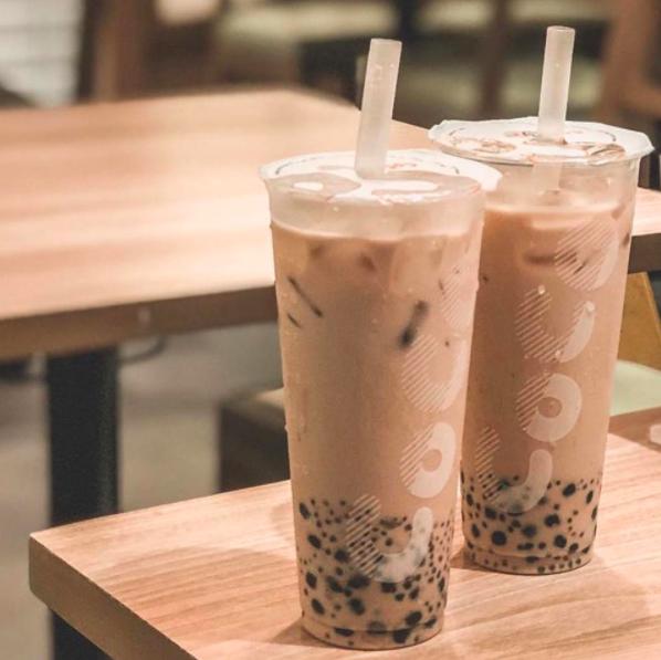 Coco Fresh Tea & Juice milk tea