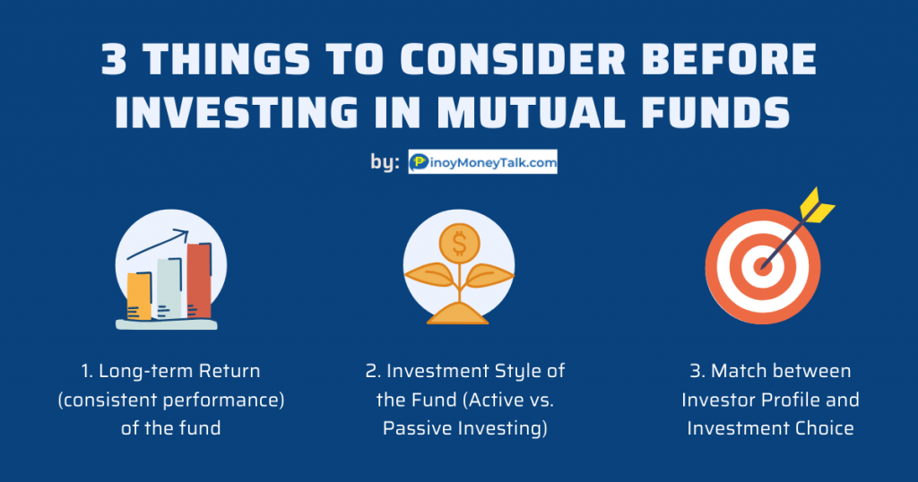 Tips before investing in mutual funds