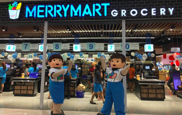 Example of MerryMart Grocery