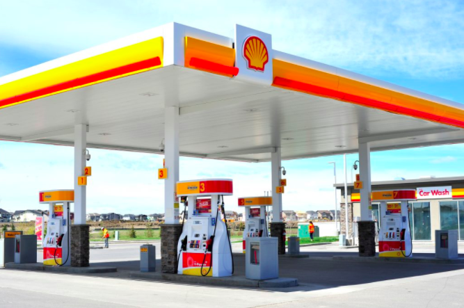 How to franchise Shell gas station