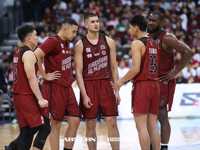 UPMBT Fighting Maroons Men's Basketball Team