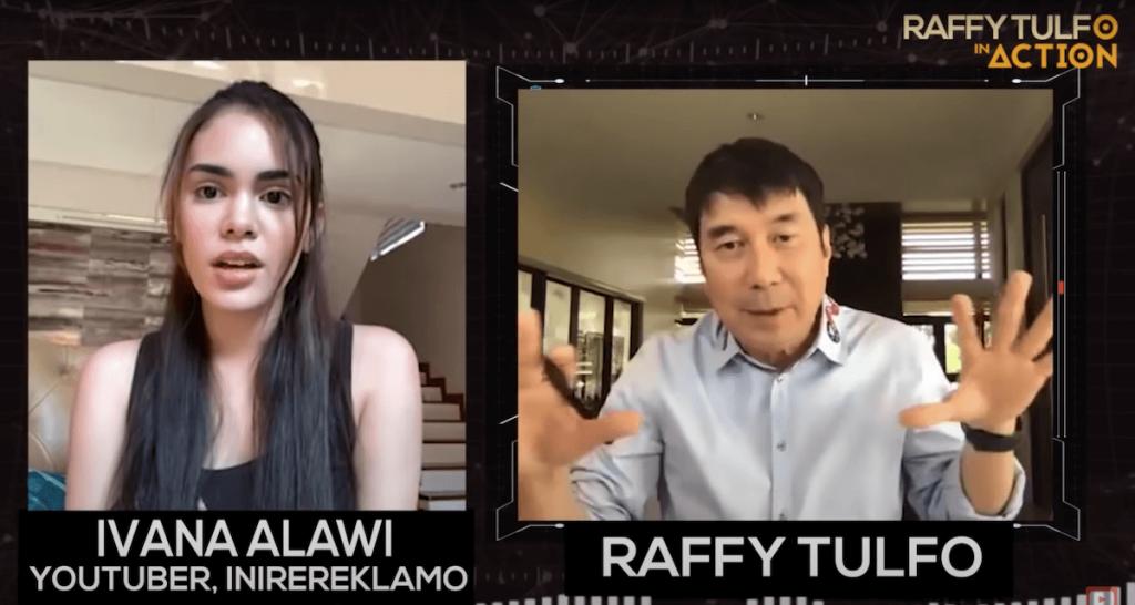 No. 1 Highest Paid Filipino YouTube vlogger: Raffy Tulfo
