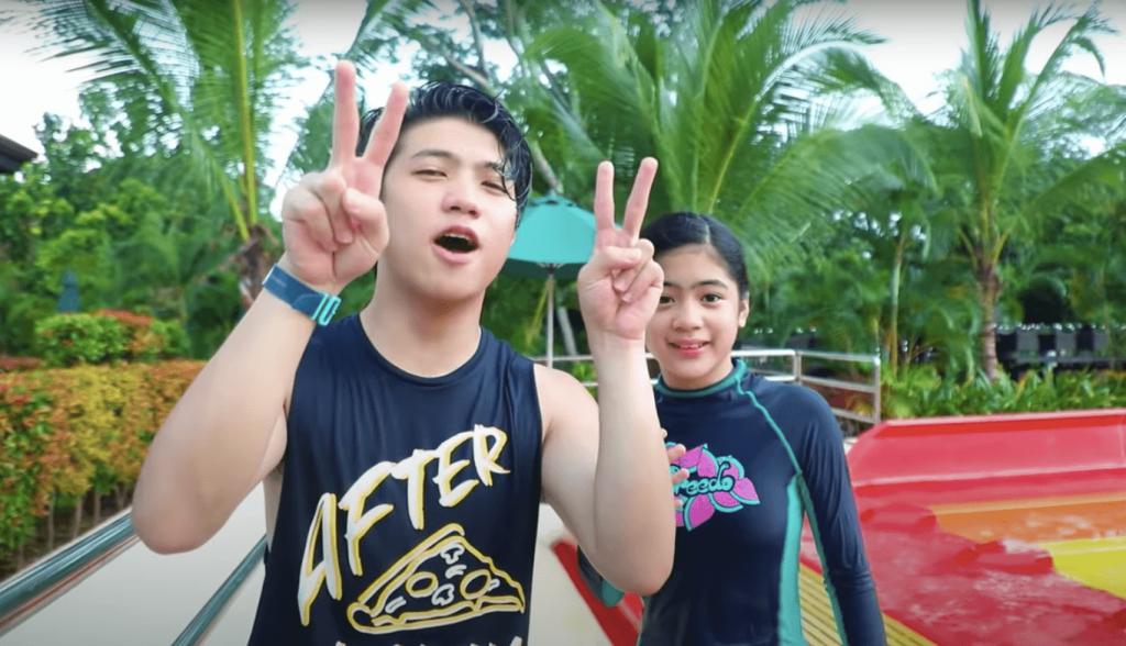 No. 10 Highest Paid Filipino YouTube vlogger: Ranz Kyle Guerrero
