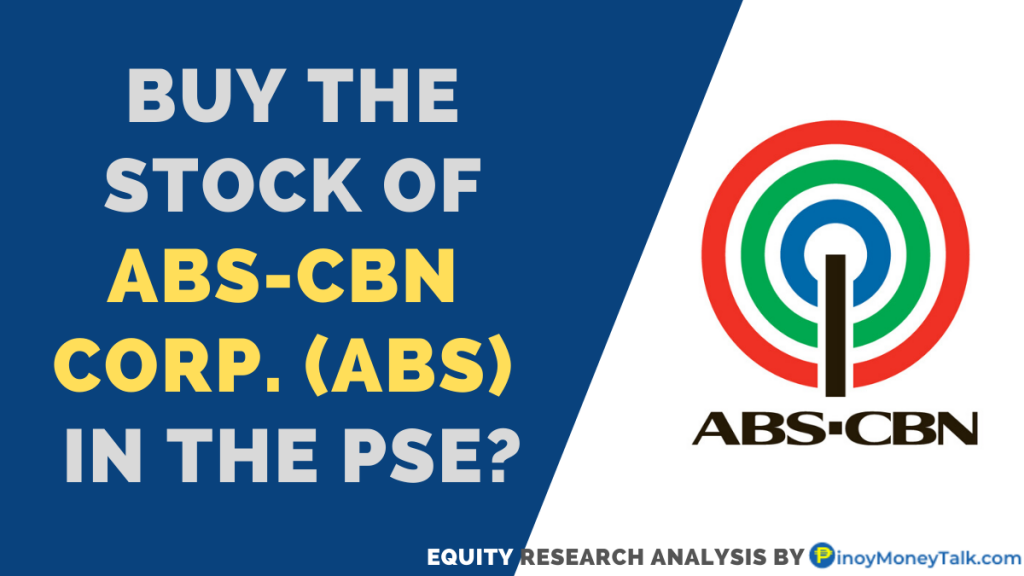 Buy or sell the stock of ABS-CBN (ABS)?