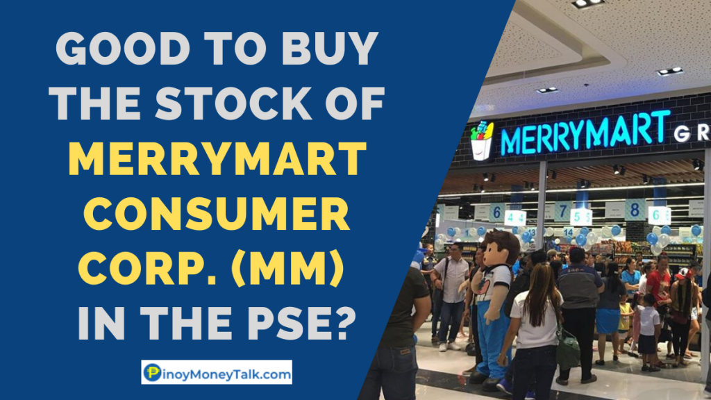 Buy or sell the stock of MerryMart (MM) in the PSE?