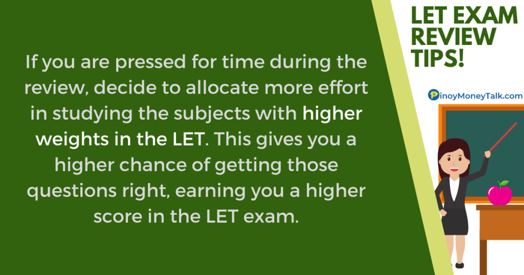 Tips to pass LEPT Exam for Professional Teachers