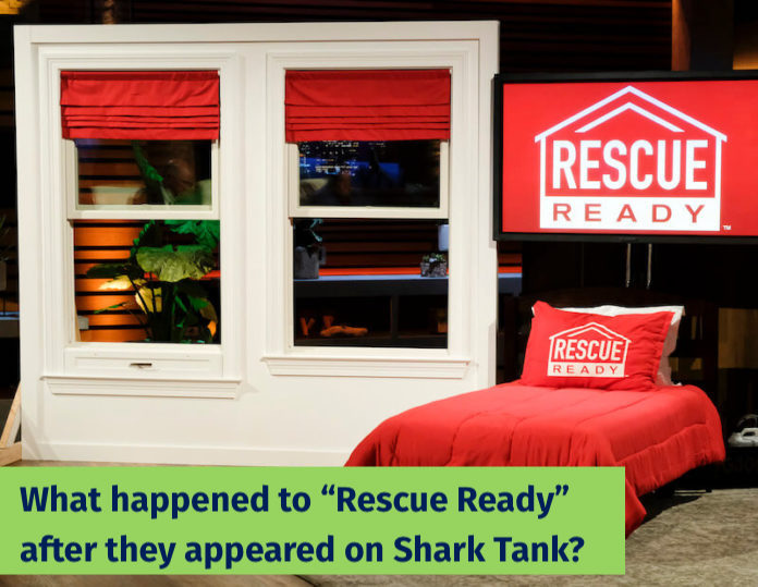What happened to Rescue Ready after Shark Tank?