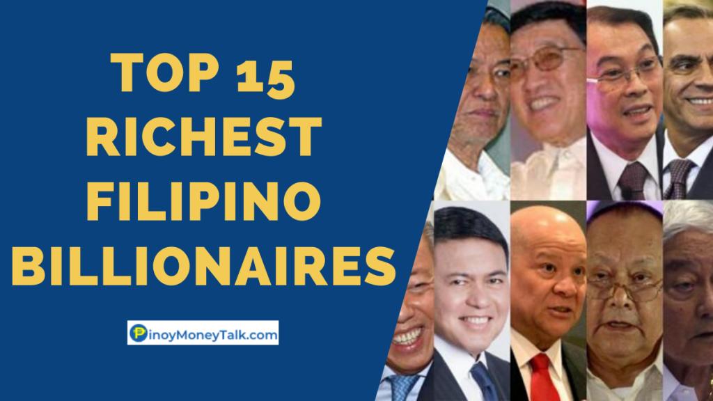 Richest Men in the Philippines