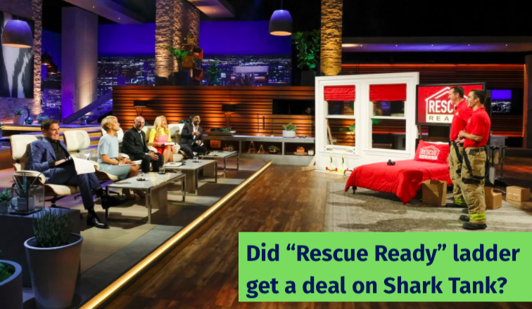 Did Rescue Ready get a deal on Shark Tank?