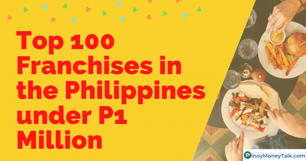 Best franchises in the Philippines