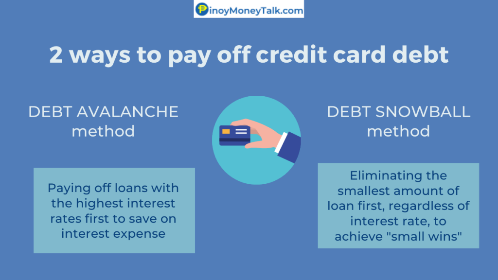 How to easily pay off credit card debt