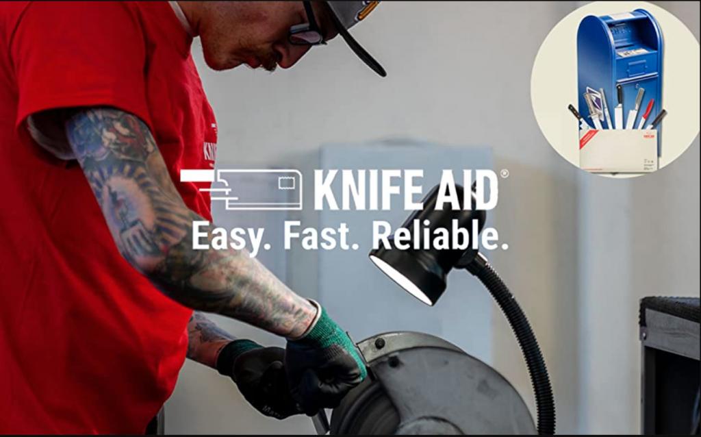 Knife Aid on Shark Tank
